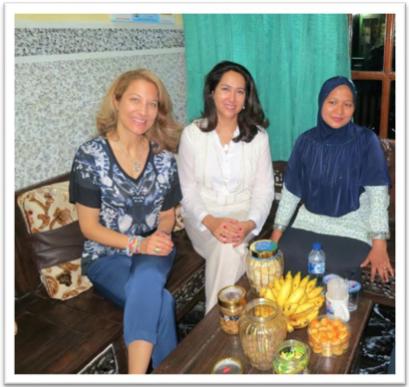 Generously hosted by Ibu Raudlotul